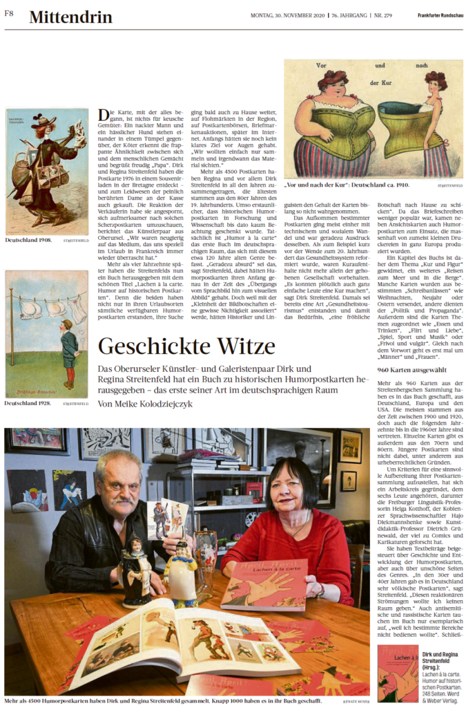 Frankfurter Rundschau, 30. November 2020
