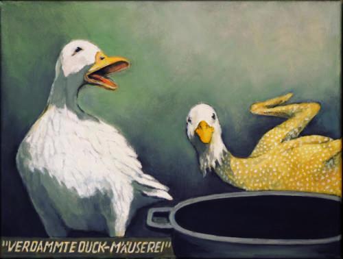 Duck-Maeuserei